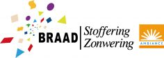Braad Stoffering Zonwering Tuk logo