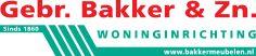 Gebr. Bakker & Zn. Woninginrichting Haastrecht logo