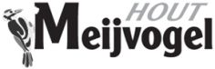 Meijvogel Hout Katwijk aan Zee logo